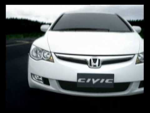 TVC Honda Civic 2008 - Sport Version