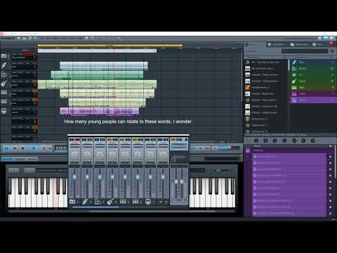 Magix Music Maker - A touch of Country Music