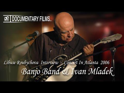 IVAN MLADEK Atlanta 2006 (Libuse Roubychova Interview)
