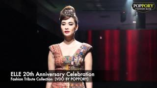 ELLE 20th Anniversary Celebration: Fashion Tribute Collection (VDO BY POPPORY) Thumbnail