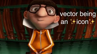 vector being an icon for more than 4 minutes