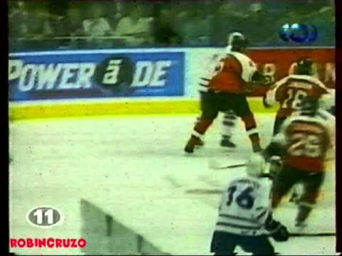Keith Jones vs  Chris McAllister Apr 30, 1999