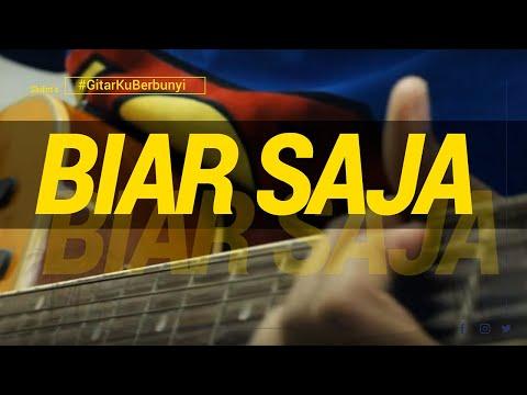 De'meises - Biar Saja (Skifot's Music Acoustic Cover)