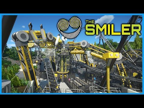 The Smiler: Re-creation! Coaster Spotlight 328 #PlanetCoaster