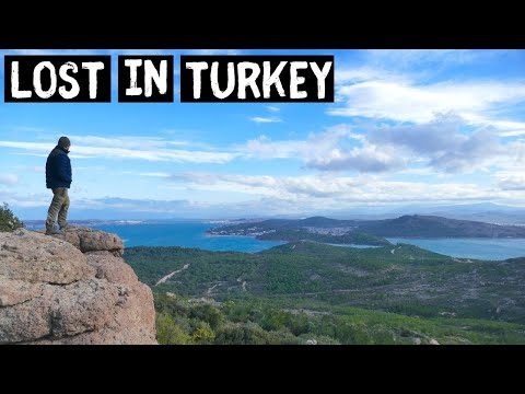 VAN LIFE Adventure South Starting TURKEY's Turquoise Coast