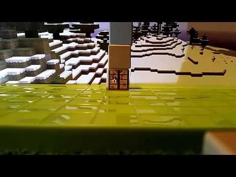 Minecraft mini movie- late adventure 2