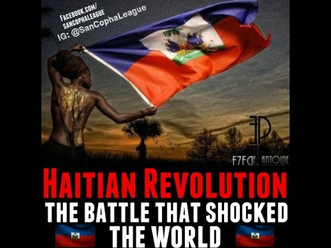 JAMAICAN / HAITIAN DUTTY BOUKMAN REAL REVOLUTIONARY 1791