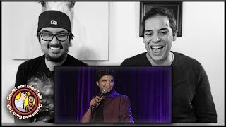 North Indians Vs South Indians Reaction  Stand Up Comedy By Rahul Subramanian