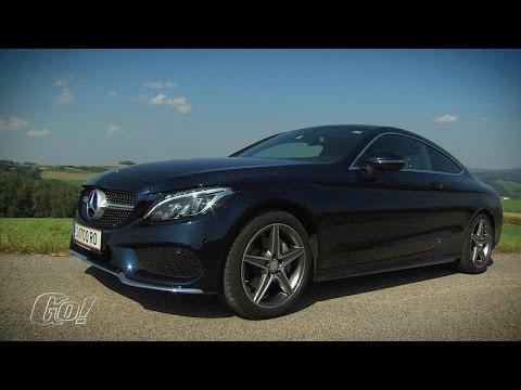 Metallgewordene Eleganz | Mercedes-Benz C-Klasse Coupe | der Test