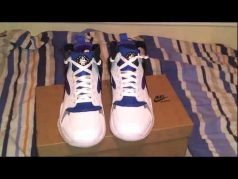 224b37c6a7ca NEW PICKUP  29 Nike Air Huarache Bball 2012 QS - YouTube