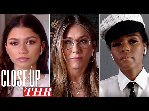 Drama Actresses Roundtable: Janelle Monáe, Jennifer Aniston, Zendaya, Reese Witherspoon | Close Up