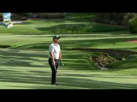 CAREFUL! CAREFUL! CAREFUL! 37 Golf Shot Fails 2017 Masters Tournament Augusta