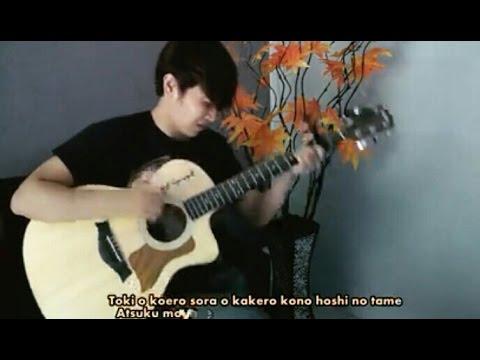 (Tetsuo Kurata) Kamen Rider Black - Nathan Fingerstyle | Guitar Cover | Opening Theme Song