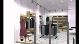 Проектирование освещения магазина в Диалюкс (DIALux)(, 2014-10-01T11:03:58.000Z)