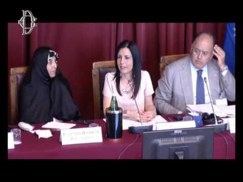 Roma - Italia - Iran - Un modello di cooperazione (13.07.16)