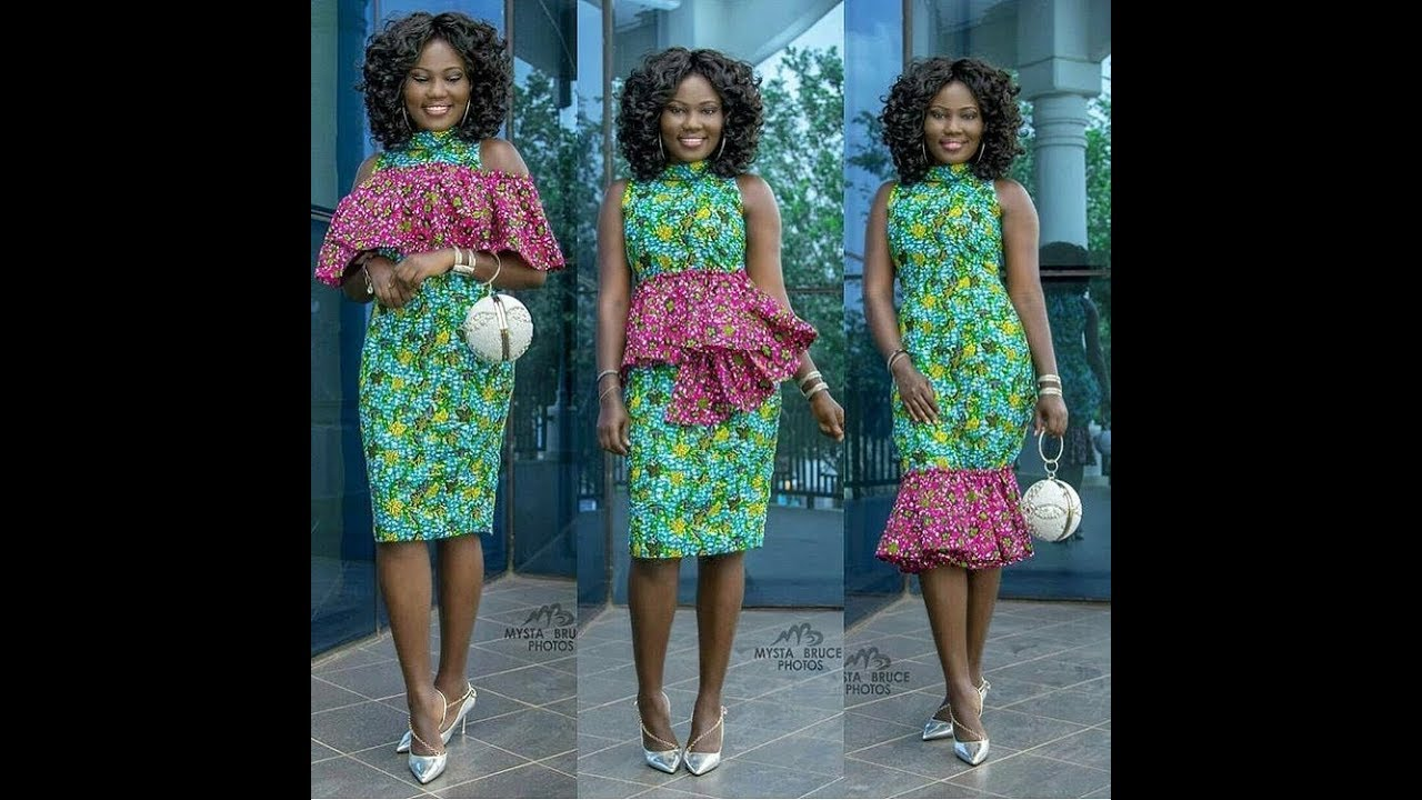 Latest dress style for 2018