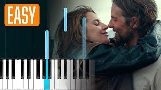 Baixar Lady Gaga - Always Remember Us This Way 100% EASY PIANO TUTORIAL