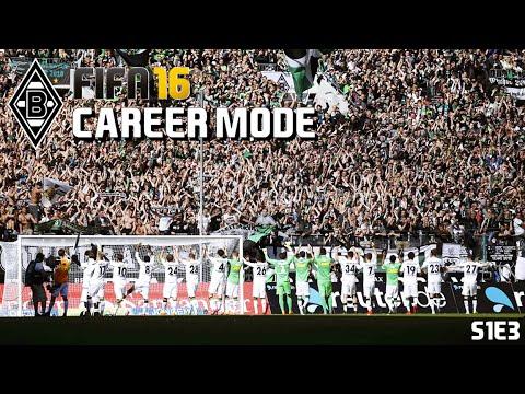 FIFA 16 Career Mode: Borussia - Perfect Bundesliga Start - S1E3