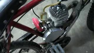 66cc/80cc motorized bike mods