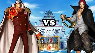 One Piece Pirate Warriors 3 - Akainu VS Shanks - PS4
