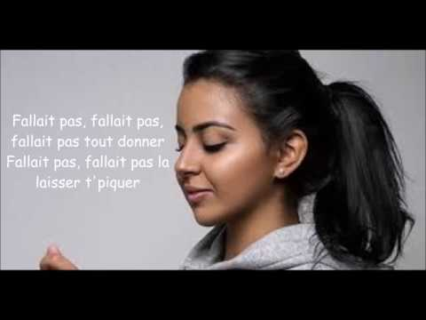 Marwa Loud   Fallait pas lyrics   YouTube Marwa Loud   Fallait pas lyrics
