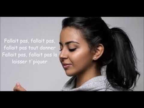 Marwa Loud - Fallait pas lyrics