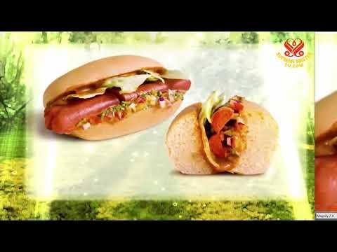 러빙헛 비건 핫도그- 칭하이 무상사와 함께하는 요리  Loving Hut Vegan Hot Dog