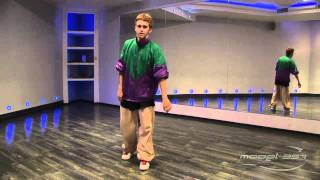 Сергей Заборщиков - урок 2 [Hip-Hop]