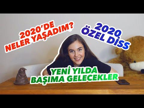 Diss Turkey #10 – 2020 Diss Özel (İçerik Hırsızlığı, Yılbaşı Çekilişleri, Eser Yenenler)