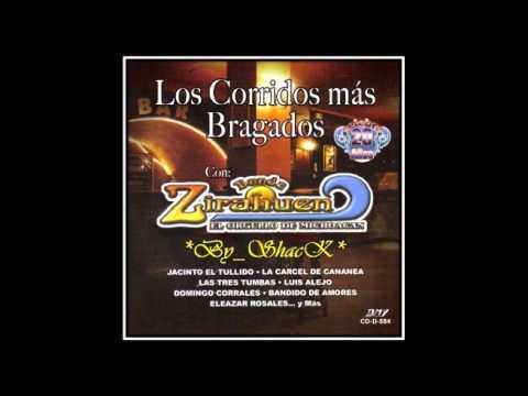 JACINTO EL TULLIDO - Banda Zirahuen (CD