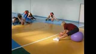урок физкультуры в 11 классе 2012