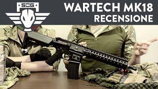 [Recensione] WarTech MK18 Mod1 9