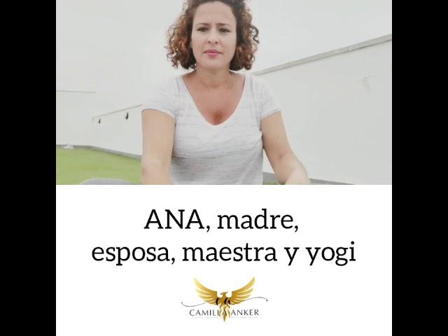 Testimonio de Ana sobre Yoga & Ayurveda con Camilla Anker