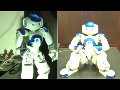 Watch | Humanoid robot to work in banks!
