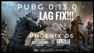 pubg update lag fix