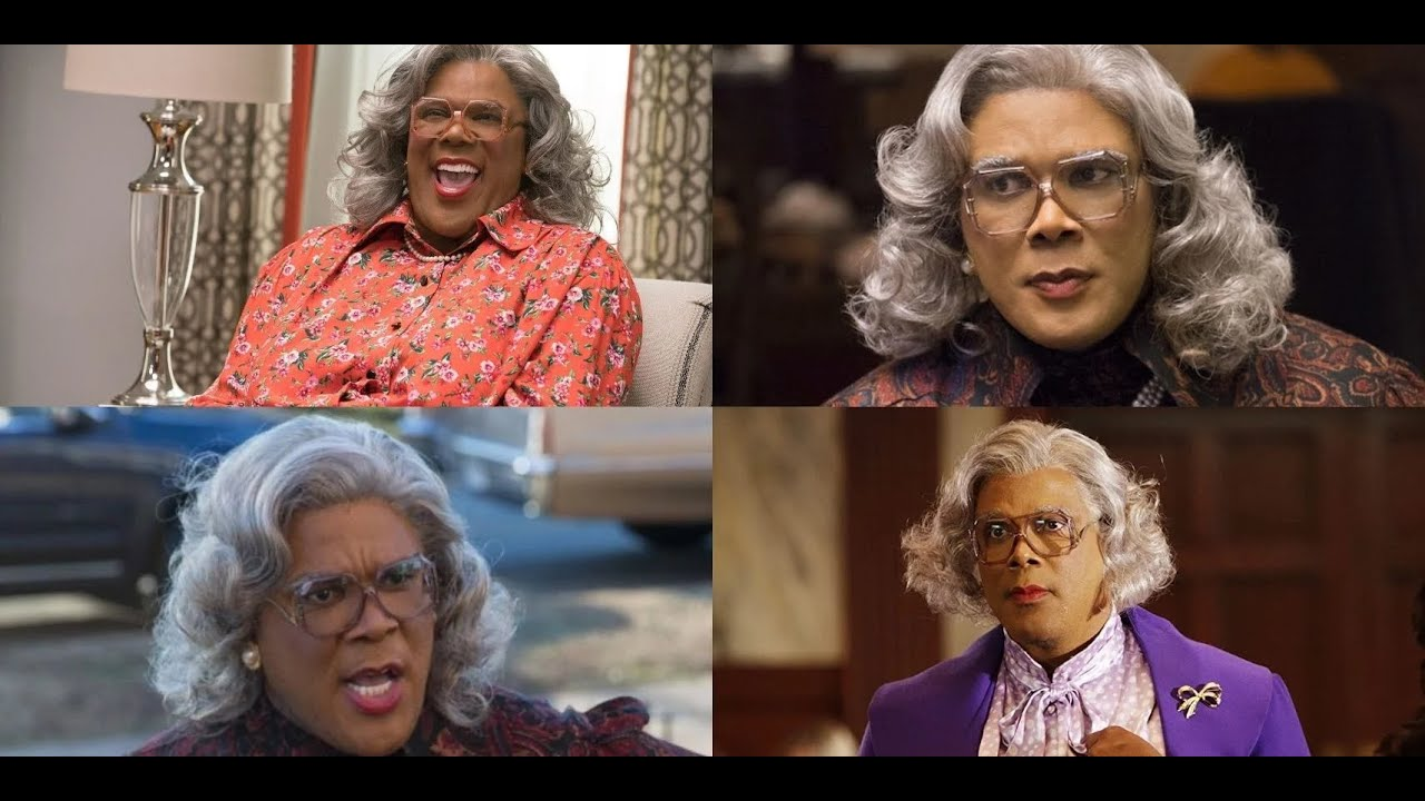 Download Every Tyler Perry Madea Movie After Credit Scene - In Order Of Release / A Tribute Video