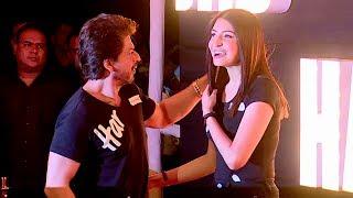 Shahrukh Khan & Anushka Sharma's CUTE & FUNNY Moments At Jab Harry Met Sejal Promotions