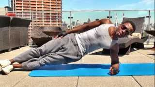 Side Plank - Build your Core and Abs