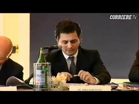 Conferenza Stama Andrea Agnelli Su Calciopoli Parte 1 Di 5