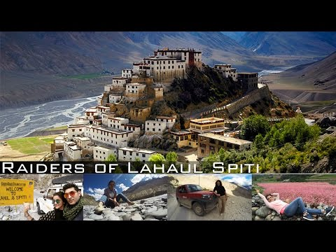 Lahaul Spiti Valley Road Trip | Definitive guide to get there