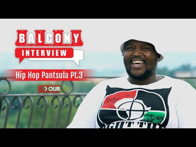 #BalconyInterview (3/3): HHP Talks Money Ego, Starting Over x Critics