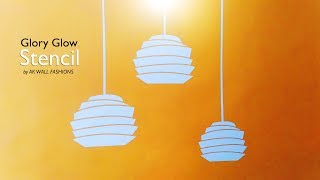 🎨 Asian Paints Royale Play Glory Glow Wall Design || Interior Design 🎨