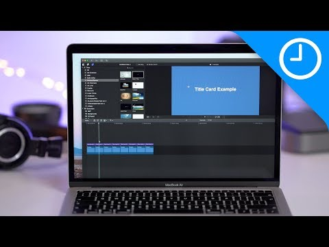 Final Cut Friday: How to create basic title cards in FCP X [Video]