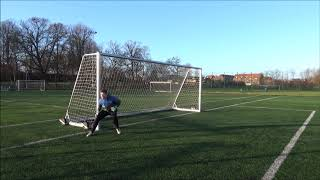 Basic Goalkeeping Techniques: Frequent Movement Patterns