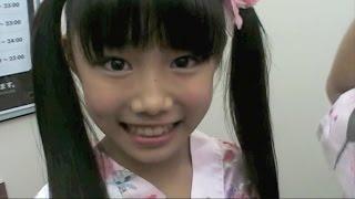 2010年8月26日、越谷レイクタウン。「廣田あいか with ももいろクローバ...