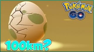 WHAT WILL HAPPEN IF YOU HATCH A 100km EGG In Pok̩mon Go?! LEGENDARY FROM EGGS?! thumbnail