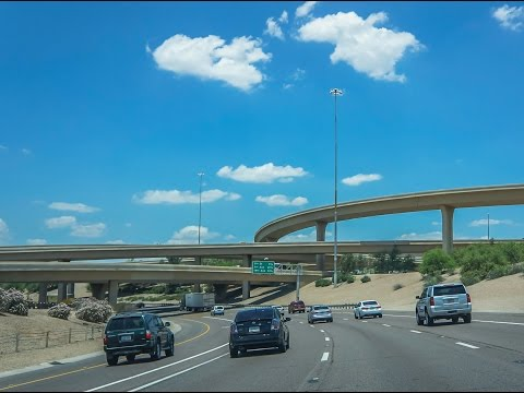 15-14 Phoenix I-10 West: Valley of the Sun