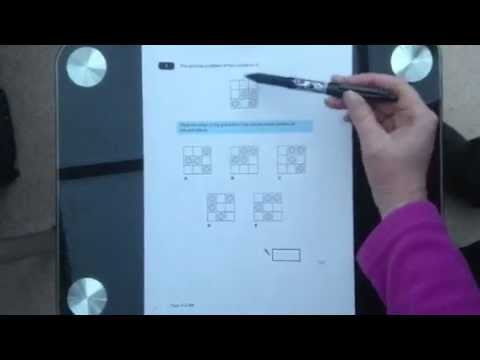 Ks2 Year 6 Maths Practice Sats Questions 2014 Q1 Youtube