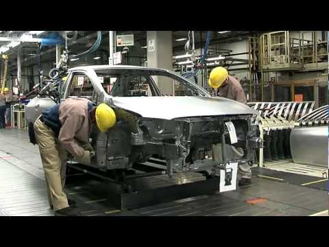 Toyota Factory in Mississippi USA | AutoMotoTV