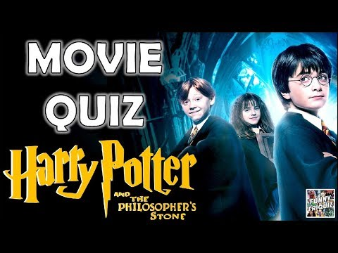 "How Much Do You Know About The ""HARRY POTTER AND THE PHILOSOPHER'S STONE""?"" Movie Quiz/Trivia"